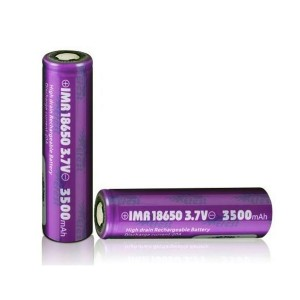 Accus EFEST 18650 3500mAh (2pcs)
