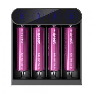 Efest SLIM K4 USB-C Chargeur