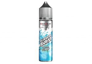 IVapeGreat - Blueberg Burst 50ml 0mg