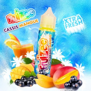 FRUIZEE - CASSIS MANGUE - 50ml - 0mg