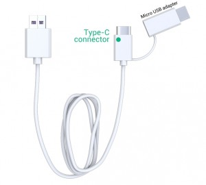 QC 3,0 USB Cable