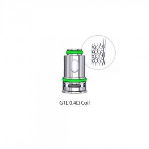 GTL 0,4ohm tête d'atomiseur (5pcs)