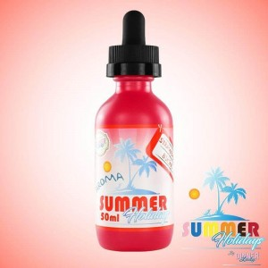 Dinner Lady - Summer Holidays - Strawberry Bikini 50ml