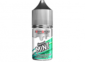 IVapeGreat - Sweet Mint Concentrate 30ml (French label)