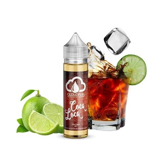 CloudFuel - Coca Loca - 50ml (70/30)