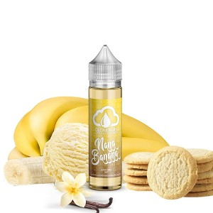 CloudFuel - Nana Banana - 50ml (70/30)