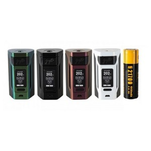 Wismec Reuleaux RX2 21700 Mod Kit (with Cell)